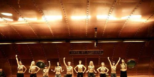 FEMEN, en route vers un nouveau féminisme ?