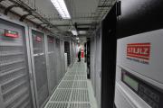 Novináři si mohli 28. června prohlédnout základní technologickou část systému základních registrů, který zahájí svou činnost pro veřejnost k 1. červenci 2012.
