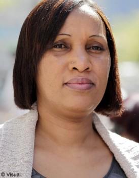 Nafissatou Diallo est elle a Paris