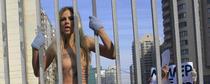 Russia, Femen in topless a -25° contro Gazprom