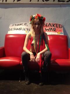 Femen/Facebook