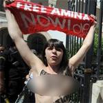 14 associations féminines tunisiennes portent plainte contre les trois Femen