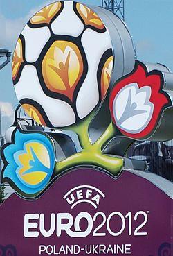 El logo del torneo en Járkov, Ucrania.