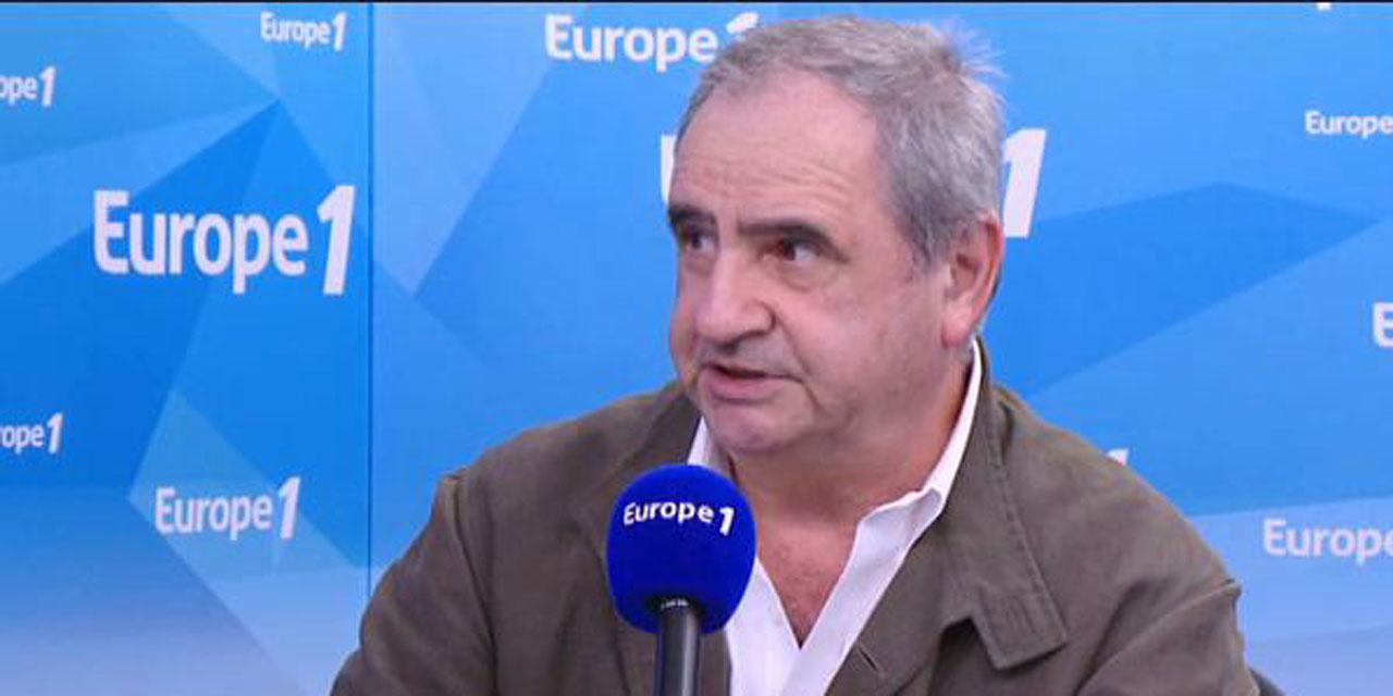 Le club de la presse avec Pierre Rosanvallon
