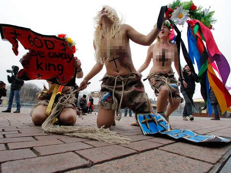 FEMEN    ,    (: )