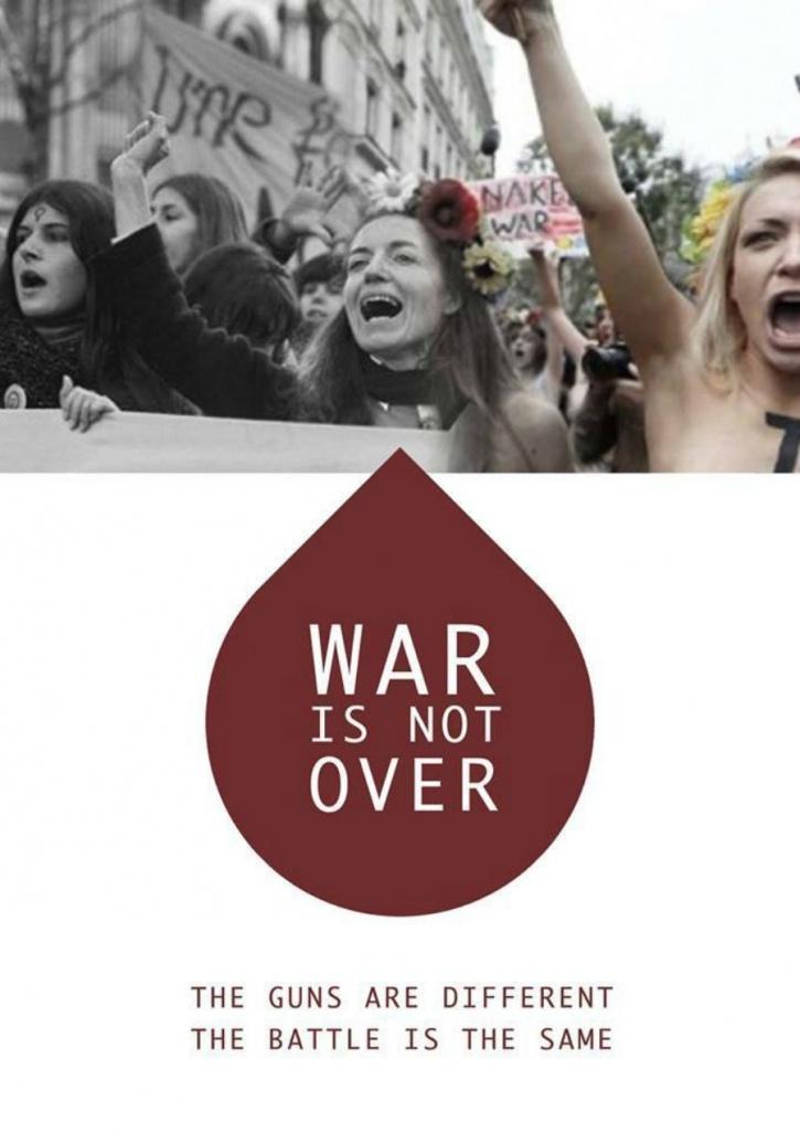 femen protests