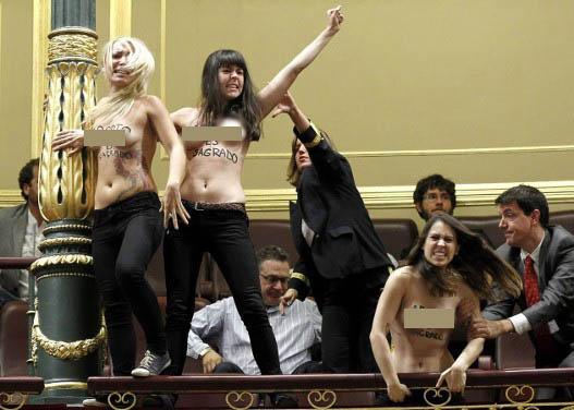 biểu tình quốc hội