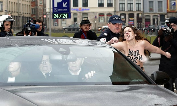 O ex-diretor do FMI é acusado de agenciar mulheres para a prostituição / Foto: AP