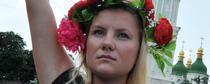 Il leader di Femen? Un uomo