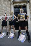 FRANCE-UKRAINE-POLITICS-FEMEN