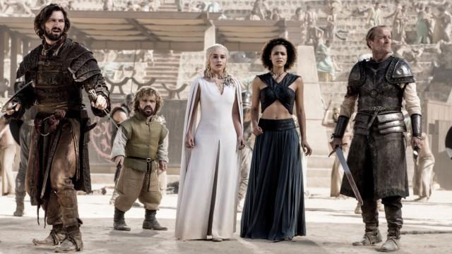 Game of Thrones: le tournage de la saison 6 se poursuit en Catalogne