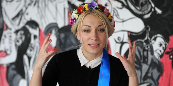 La militante Inna Schevchenko dénonce un « traitement spécial réservé aux Femen »