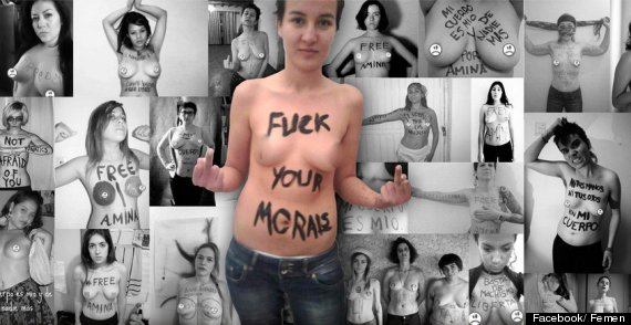 topless jihad day femen amina tyler