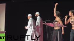 Feministky na muslimské přednášce - 4