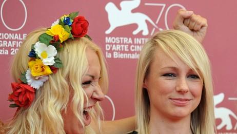 Femen dokumentar (Foto: TIZIANA FABI/Afp)