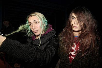 Weißrussland, Feministinnen, Proteste, Misshandlung, Entführung, Femen