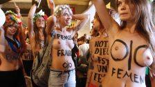 Die Revolution mit nackten Brsten: So wurde Femen den Patriarchen los