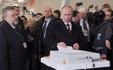 Ρωσία: Καταγγελίες για νοθεία και...έκτροπα στις κάλπες