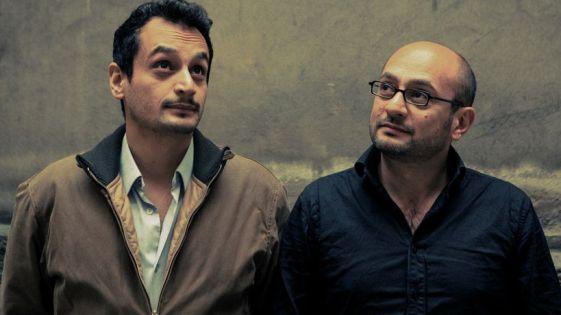 Arman (l.) und Arash T. Riahi