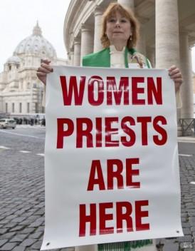 Conclave et pourquoi pas une femme pape