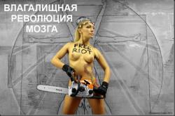 pussy riot femen