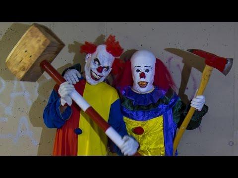Killer Clown... de miedo!