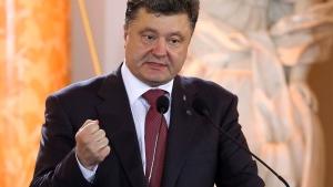 Poroschenko droht Separatisten mit Vergeltung