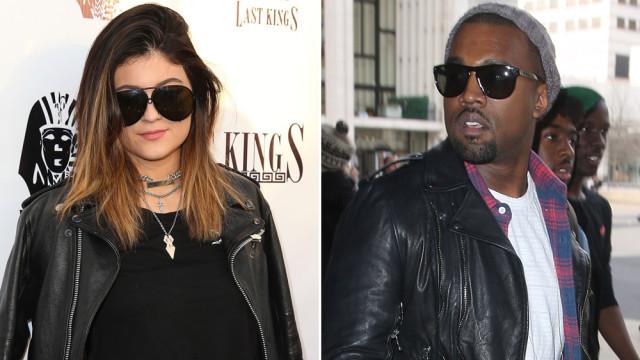 Kylie Jenner- Kanye West s'amuse plus avec elle qu'avec Kim Kardashian !