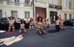 Europese Femen-activisten vrijgelaten uit Tunesische cel