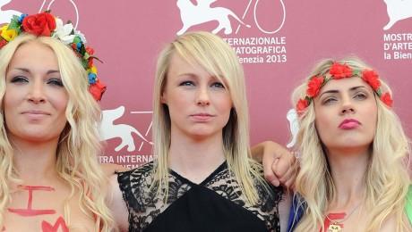 Filmemacherin Kitty Green warf einen schonungslosen Blick hinter die Kulissen von Femen