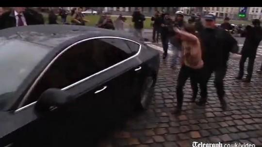 Ảnh cắt từ video: Telegraph