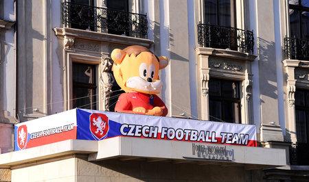 Tady bydlíme my! Hotel Monopol ve Wroclawi už je připravený na příjezd českých fotbalistů