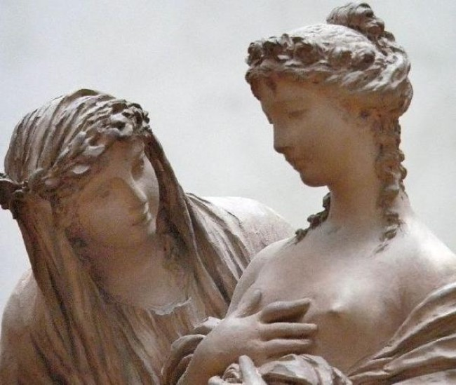 Statue di Vestali
