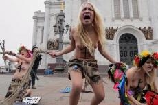 Protest auf ukrainisch: Die feministische Bewegung