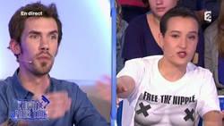 Arnaud Demanche n'apprcie pas beaucoup les Femen