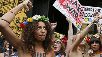 Femen (photo - afp)