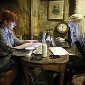 Inna Shevchenko and Anna Hutsol (Foto: GLEB GARANICH/Reuters)