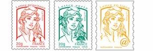 Le nouveau timbre Marianne ne plaît pas à tout le monde