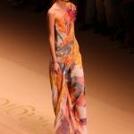 Laura Biagiotti abito fiori