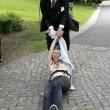 Femen, nuova protesta a seno nudo a Berlino 06