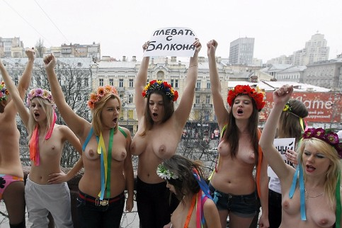 protestierten die Aktivistinnen.