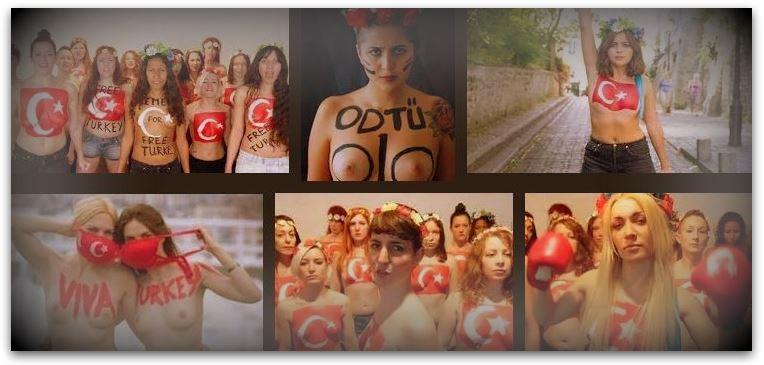 iddet deil, FEMEN mahcup ediyor