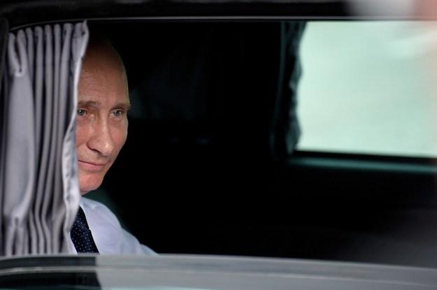 Wadimir Putin/ zdjcie ilustracyjne /AFP