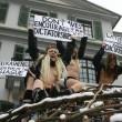 Femen contro i Mondiali di Hockey 2014: la protesta a Zurigo06