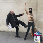 photos Les Femen ne sont pas des « militantes » mais des prestataires payées ?