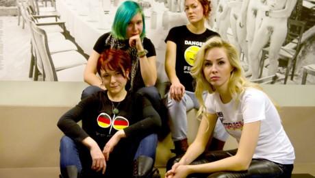 Femen in Berlin