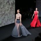 Christian Dior, Dfile Automne-Hiver 2013, Paris. (Photonews)