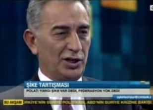 Adnan Polat: Galatasaray ın şike yapmadığına kefil olamam