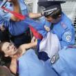 Femen, protesta a seno nudo a Kyiv01