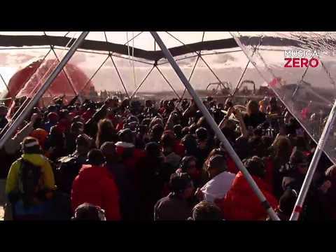 Metallica desde la Antártida